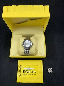 Invicta Specialty Collection Men's Watch Model 2875 Tritnite Day Date Month