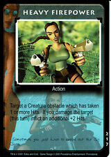 Tomb Raider CCG PROMO CARTA 217