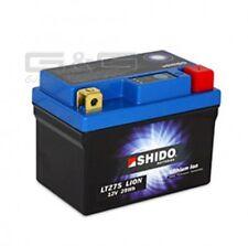 Batterie 12V 6AH (1.6) YTZ7S Lithium-Ionen Shido Roller Motorrad Quad Universal