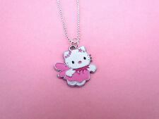 Angel Hello Kitty Necklace Angel  Fairy Kitty  Hello Kitty Angel Necklace
