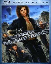 The Three Musketeers [New Blu-ray] Ac-3/Dolby Digital, Dolby, Digital Theater