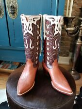 Heritage Boot, Austin Tx. Handcrafted Women'sVintage inspiredcowboy boots 8M