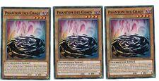 3 x Phantom of Chaos sr06-de015, Common, Mint, German, Playset