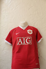 JERSEY,SHIRT,MAGLIA,CAMISETA, MANCHESTER UNITED 2006 2007 ,SIZE S ,PERFECT