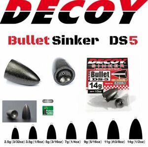Decoy Sinkers Type Bullet Ds-5
