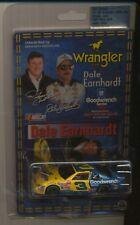 ACTION 1999 MONTE CARLO WRANGLER JEANS DALE EARNHARDT GM #3 1/64 DIE CAST CAR