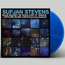 """SUFJAN STEVENS CARRIE & LOWELL LIVE NEW BLUE VINYL 12"""" EP & MP3 IN STOCK"""
