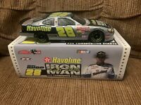 2002 Ford Taurus Action 1/24 Ricky Rudd #28 - Havoline/Ironman 656 Starts