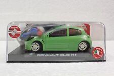NSR 1016G Renault Clio R3 Green Kit - AW King EVO 21k 1/32 Slot Car