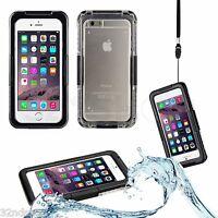 6 FOOT WATERPROOF SHOCKPROOF DIRTPROOF CASE COVER FOR ALL Apple IPHONE Models