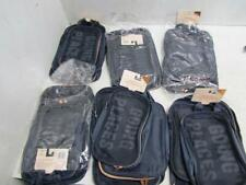Lot of 6 Miamica Travel Packing Cubes Set of 3 - Navy