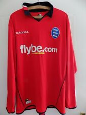 2004 Diadora Birmingham City FC Retro Jersey Soccer Football Long Shirt Mens XL