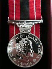 Canadian Sacrifice Full Size Specimen/Replacement Medal
