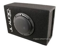 "JL AUDIO CP106LG-W3V3 6.5"" 300W 4 OHM CAR AUDIO ENCLOSED LOADED SUB WOOFER BOX"