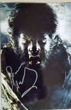 Spencer Wilding Signed 6x4 Photo Wolfman