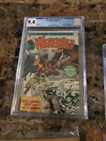 Werewolf By Night #37, CGC 9.4 NM, 3rd Appearance Moon Knight