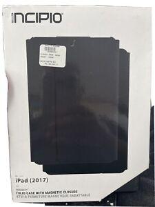 INCIPIO faraday folio case with magnetic closure BLACK ipad PRO 9.7