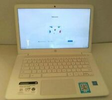 "HP Chromebook 14-ca021nr 14"" 16GB, Intel Celeron 1.10 GHz, 4GB Laptop White"