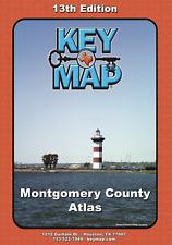 Montgomery County Tx Street Atlas (Km)