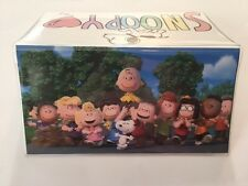 Snoopy & Charlie Brown & Gang Picture CheckBook Cover