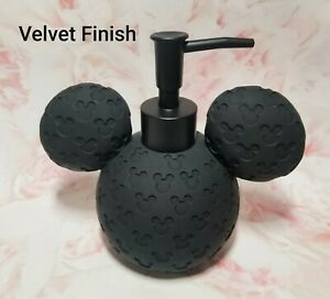 Disney Mickey Mouse Soap Pump  NEW ARRIVAL 2021 BLACK