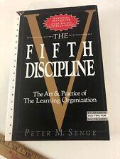 The Fifth Discipline - Peter M. Senge (1994, Paperback)