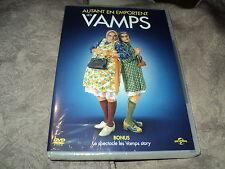 """DVD NEUF """"AUTANT EN EMPORTENT LES VAMPS"""" spectacle"""