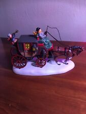 Dept 56 Crowntree Coach