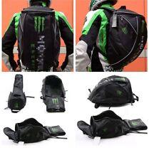 Motorcycle Helmet Backpack monster Laptop Biker Sport Riding Bag Laptop Bag