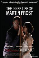 Neuf The Intérieur Vie De Martin Frost DVD