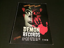 DEMON RECORDS UK CD CATALOGUE 2001 THE DAMNED NICK LOWE T-REX GONG STIFF DR JOHN