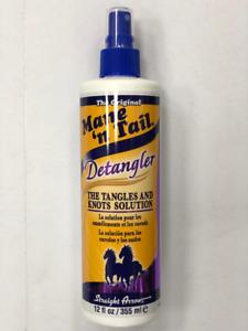Mane 'n Tail Detangler Tangles & Knots Solution