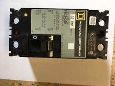 Square D Molded Case Circuit Breaker