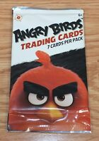 2016 Rovio Bulls i Toy Angry Birds Pack of 7 Collectible Trading Cards *READ*