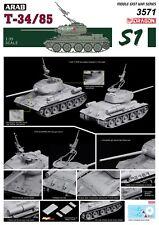 1/35 Dragon  Syrian T34/85 - The Six Day War #3571