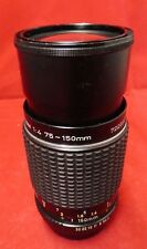 Pentax-M SMC 75-150mm f4 Lens