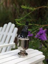 Miniature Dollhouse FAIRY GARDEN Accessories ~ Champagne Bottle w Bucket & Ice