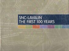 SNC-LAVALIN engineering construction montreal quebec canada history surveyer