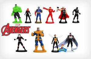 New Marvel AVENGERS INFINITY WAR Cake Toppers / 10 Figures