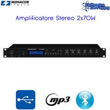 AMPLIFICATORE STEREO 2X70W CON INSERTO MP3 SA-130DMP