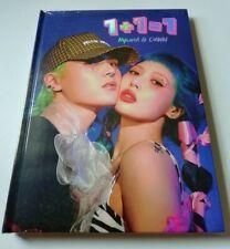 More details for hyuna & dawn 1+1=1 album (no photocard)