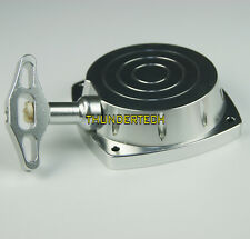 1/5 scale Rovan CNC Aluminum pull start, starter Fits Baja 5T 5SC 5B CY Zenoha