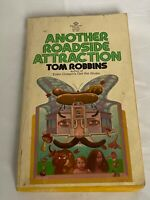 ANOTHER ROADSIDE ATTRACTION Tom Robbins  paperback 1971
