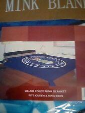 us air force mink blanket