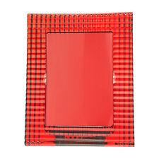 Baccarat Eye Regtangular Red Frame 2810459