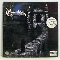 Cypress Hill - III Temples of Boom 2LP 1995 EU ORIG ICE CUBE DJ MUGGS RZA HOUSE