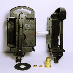 New UTS Quartz German Euroshaft Pendulum Clock movement mechanism 25mm shaft
