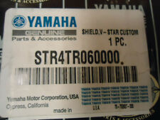 Genuine Yamaha V-Star 650 Custom Windshield
