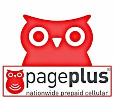PagePlus $29.95/Month Refill,Unlimited Talk, Text, and Data! 3 GB LTE!