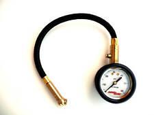 Accu-Gage Tire Pressure Gauge 60 PSI Swivel Angle chuck